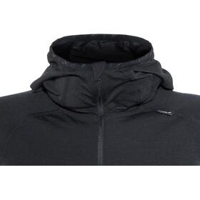 inov-8 Merino LS Zip Shit Dam black
